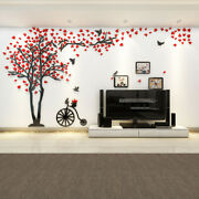 Large Family Tree Wall Decals 3d Diy Acrylic Art Wall Sticker Home Decor Sticker