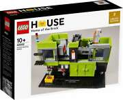 Lego House 40502 The Brick Moulding Machine Limited Edition New Ab 10 Years Nr.2