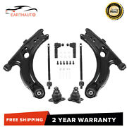 Front Lower Control Arm And Ball Joint Assembly Kit For Vw Volkswagen Jetta Golf