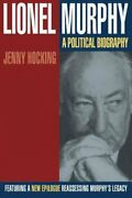 Lionel Murphy A Political Biography Paperback By Hocking Jenny Like New ...