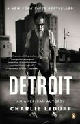 Detroit An American Autopsy Paperback By Leduff Charlie Brand New Free ...