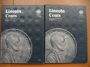 Lincoln Cent Collection 1941 To 1974 And 1975 To 2011 Two And 3