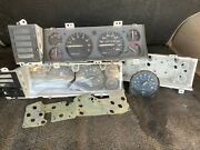 1991-96 Jeep Cherokee Xj Ho Era Instrument Clusters And Gauges For Parts