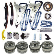 Timing Chain Kit For Mercedes Benz W212 E500 S500 Cl500 Sl500 4.7l V8 M278