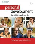 Personal Development For Life And Work Paperback By Masters L. Ann Wallace...