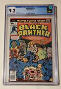 Black Panther1 Cgc 9.2 Early Panther/ Jack Kirby 🔥🔥🔥🔥🔥🔥🔥