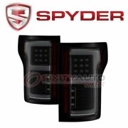 Spyder Auto 5085337 Tail Light Set For Electrical Lighting Body Exterior Dq