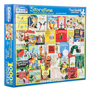 White Mountain Puzzles Things I Ate As A Kid Collage Puzzle - 1000 Piece Jigsaw
