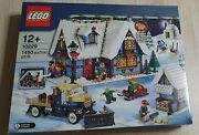 Lego Creator 10229 Winter Village Cottage Retired Product Best Reasonable Price
