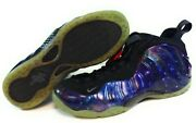 Mens Nike Air Foamposite One Nrg 521286 800 Galaxy 2011 Sneakers Shoes