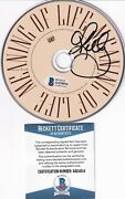Kelly Clarkson Signed The Meaning Of Life Cd Only Beckett Bas Aa24514