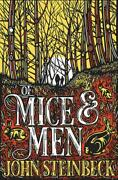 Of Mice And Men Dyslexia-friendly Edition By John Steinbeck, New Book, Free And F