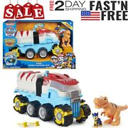 Paw Patrol Dino Rescue Dino Patroller Motorized Team Vehicle - New Gift For 2021