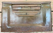 Original Wwii Ww2 Us Military Issue 50 Cal Ammo Box Can