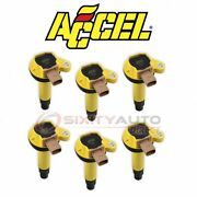 Accel 140646-6 Ignition Coil For Wire Boot Spark Plug Oi