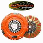 Centerforce Dual Friction Clutch Pressure Plate And Disc Set For 1964-1970 Mv