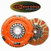 Centerforce Dual Friction Clutch Pressure Plate And Disc Set For 1964-1979 Wi
