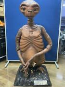 E.t. Life-size Figure Prop Doll Full Production Limited Edition 120 Cm514/kn