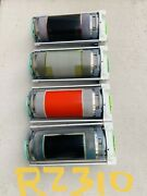 Lot Of 4 Riso Rz310 Color Drums Risograph Letter Size