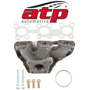 Atp Automotive Exhaust Manifold For 2004-2009 Nissan Quest 3.5l V6 - Nd