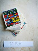 Vintage Chewing Gum Wrappers Collection Tipi Tip 701-870 162pc. Wrappers Insert.