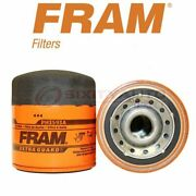Fram Engine Oil Filter For 1988-2001 Acura Integra - Oil Change Lubricant Oo
