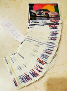Full Set 70 Pcs.1-70 Kent Turbo Sport Chewing Gum Wrappers Inserts Very Rare.