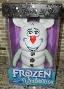 New Disney Frozen Olaf Vinylmation Doll Figure Large 9 Vinyl Gift Coolectible