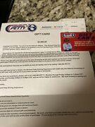 Richard Petty Driving Experience Gift Card 2000
