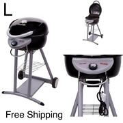 New Char Broil Patio Bistro Tru Infrared Electric Grilllid Mounted Temperatura