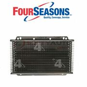 Four Seasons Automatic Transmission Oil Cooler For 1987 Chevrolet R10 - Xx