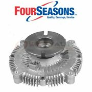 Four Seasons Engine Cooling Fan Clutch For 1984-1989 Nissan 300zx - Belts Qh
