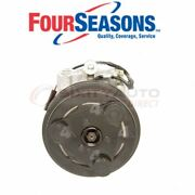 Four Seasons Ac Compressor For 1984-1985 Plymouth Caravelle - Heating Air Ds