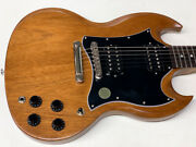 Gibson Sg Tribute 2019 Sn 0160 2.85kg Walnut Vintage Gloss Can Be Delivered