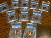 1978s 1979s Type 1 +1984s Thru 1989s / Awesome Coin Run 8 / Pr69rd Dcam