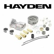Hayden Oil Filter Remote Mounting Kit For 1963-1965 Gmc Pb1500 Series - Xn
