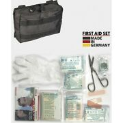Asmc 16025302 Tactical First Aid Kit Black Molle Belt Pouch