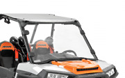 Rough Country Scratch Resistant Full Windshield For Polaris Rzr - 98141810