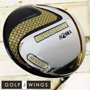 Article Honma Golf Beres 2019 Driver 10.5 Rflex 45.75 Inches Head Cover