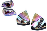 Up And Down Trunk Taillights Lens Cover For Honda Goldwing Gl1800 01-05 Colorful
