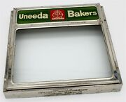 Vintage Advertising Uneeda National Biscuit Co Nabisco Counter Display Box Cover