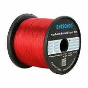 Bntechgo 32 Awg Magnet Wire - Enameled Copper Wire - Enameled Magnet Winding ...