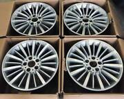 Bmw 3 And 4 Series Oem Factory Genuine Style 416 18 Wheels And Center Cap Set