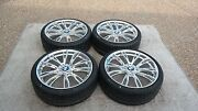 Bmw 2 Series New Oem Factory Style 624 M 19 Wheel/tire/tpms And Center Cap Set