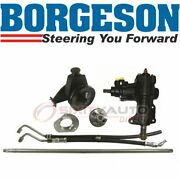 Borgeson 999026 Steering To Power Conversion Kit For Manual Gear Fs