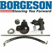 Borgeson 999020 Steering To Power Conversion Kit For Manual Gear Nd