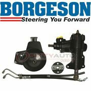 Borgeson 999052 Steering To Power Conversion Kit For Manual Gear Aw