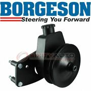Borgeson Power Steering Pump Kit For 1965-1968 Ford Mustang 4.3l 4.7l V8 - Iq