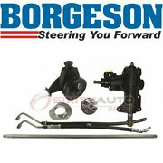 Borgeson Steering To Power Conversion Kit For 1964-1966 Ford Mustang 2.8l Qg