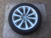 Bmw 5 And 6 Series Oem Factory Genuine Style 328 18 Wheels Tires And Center Cap Set